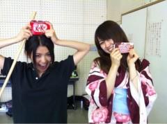 胡桃知恵 公式ブログ/差し入れー! 画像2