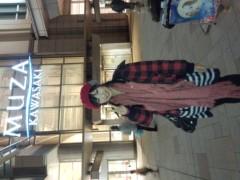 Asami(ナナカラット) 公式ブログ/強風@ミューザ川崎 画像1