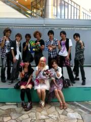 Asami(ナナカラット) 公式ブログ/強風フリーライブ@大宮ステラタウン 画像1