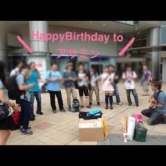 Asami(ナナカラット) 公式ブログ/ミューザ川崎前フリーライブ♪ 画像1