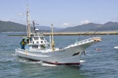 Asami(ナナカラット) 公式ブログ/漁船お届け道中★5日目(赤浜→吉里吉里港) 画像2