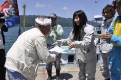 Asami(ナナカラット) 公式ブログ/漁船お届け道中★5日目(赤浜→吉里吉里港) 画像3