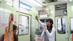 Asami(ナナカラット) 公式ブログ/【レポ】遠足ライブ?@叡山電車 画像1