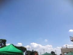 Asami(ナナカラット) 公式ブログ/灼熱ウニクス三芳☆立ち込める暗雲。。。 画像1