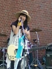 Asami(ナナカラット) 公式ブログ/夏空@ミューザ川崎前フリーライブ 画像1