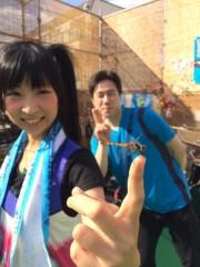 Asami(ナナカラット) 公式ブログ/夏みたいだった!ライブ@横浜立場センターパーキング 画像1