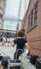 Asami(ナナカラット) 公式ブログ/本日のミューザ 画像1