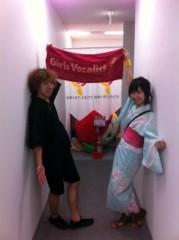 Asami(ナナカラット) 公式ブログ/浴衣祭り@ミューザ川崎前 画像2