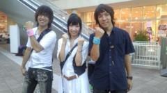 Asami(ナナカラット) 公式ブログ/真夏日@ウニクス三芳 画像1