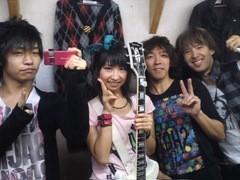 Asami(ナナカラット) 公式ブログ/新鮮セトリ★新鮮(?)ギター★ 画像1