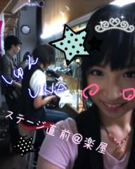 Asami(ナナカラット) 公式ブログ/やっぱり晴れバンド?@田町QN 画像1