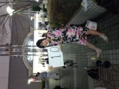 Asami(ナナカラット) 公式ブログ/ポジション2終了 画像1