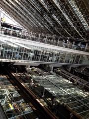 Asami(ナナカラット) 公式ブログ/時空の広場(ときのひろば)@近未来ステーション大阪 画像1