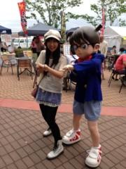 Asami(ナナカラット) 公式ブログ/明けて今日は番組収録ライブ@田町☆今日はウニクス上里でした 画像3