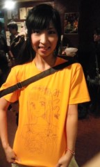 Asami(ナナカラット) 公式ブログ/Asami画伯のイラストが 画像1