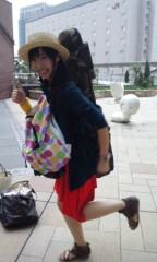 Asami(ナナカラット) 公式ブログ/2ヶ月ぶり@ミューザ川崎前 画像1