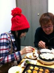 Asami(ナナカラット) 公式ブログ/たこ焼きパーリナイだもん。 画像1