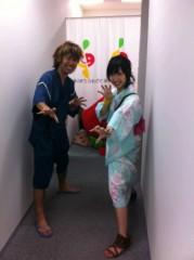 Asami(ナナカラット) 公式ブログ/浴衣祭り@ミューザ川崎前 画像3