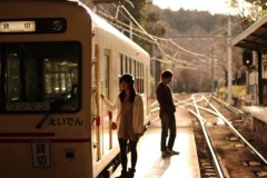Asami(ナナカラット) 公式ブログ/【レポ】遠足ライブ?@叡山電車 画像3