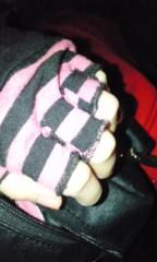 Asami(ナナカラット) 公式ブログ/手袋出動! 画像1