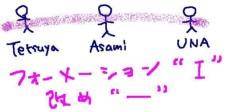 Asami(ナナカラット) 公式ブログ/4連ちゃんラスト★セミアコースティック@田町 画像3
