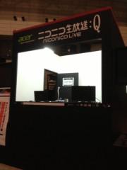 Asami(ナナカラット) 公式ブログ/ニコニコ超会議1日目@超リアルユーザー生放送 画像1