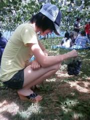 相坂柚希 公式ブログ/ぶどう狩りるれろ 画像2