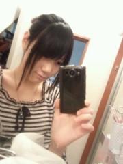 相坂柚希 公式ブログ/ツインテからのポニテ 画像1
