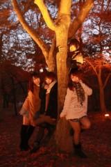 桜りりぃ プライベート画像 紅葉狩り