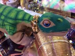 桜りりぃ プライベート画像 恐竜ロボ
