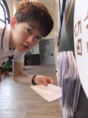 ドンホン 公式ブログ/台湾大学にも行ってきました! 画像3