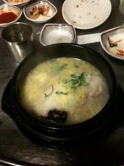 柴田嶺 公式ブログ/韓国料理in新大久保♪ 画像2