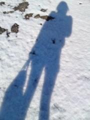 成嶋ミサキ 公式ブログ/初雪 画像1