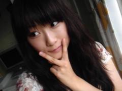 岡 梨紗子 公式ブログ/暑い…! 画像3