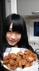 岡 梨紗子 公式ブログ/から揚げちゃんっ 画像3