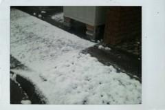 岡 梨紗子 公式ブログ/大雪ですね、冬ですね。 画像1