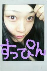 岡 梨紗子 公式ブログ/ボタン付けかーらーの! 画像3
