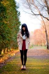 岡 梨紗子 公式ブログ/質問返し☆コーデについて!! 画像3