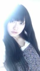 岡 梨紗子 公式ブログ/赤ネイル 画像2
