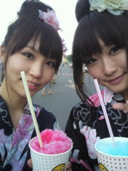 岡 梨紗子 公式ブログ/めっせーじ 画像3
