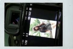 岡 梨紗子 公式ブログ/雨の中… 画像1