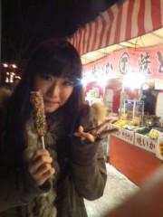 岡 梨紗子 公式ブログ/チョコバナナ 画像1