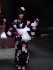 岡 梨紗子 公式ブログ/浴衣浴衣♪ 画像1