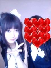 岡 梨紗子 公式ブログ/コスプレ?(笑) 画像1