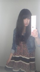 岡 梨紗子 公式ブログ/うぬぼれさん 画像2