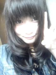 岡 梨紗子 公式ブログ/今日も(≧∇≦) 画像1