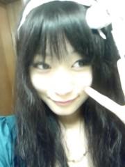 岡 梨紗子 公式ブログ/夜中です 画像2