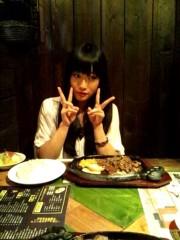 岡 梨紗子 公式ブログ/遅めのらんち! 画像2