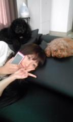 岡 梨紗子 公式ブログ/運動しないで下さい(;_;) 画像1