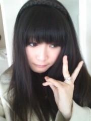 岡 梨紗子 公式ブログ/さむっ(∋_∈) 画像1